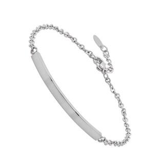Piatella Ladies Stainless Steel ID Bracelet in 2 Colors