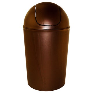 Dial Industries E2056BZ 56 Quart Bronze Swing Bin