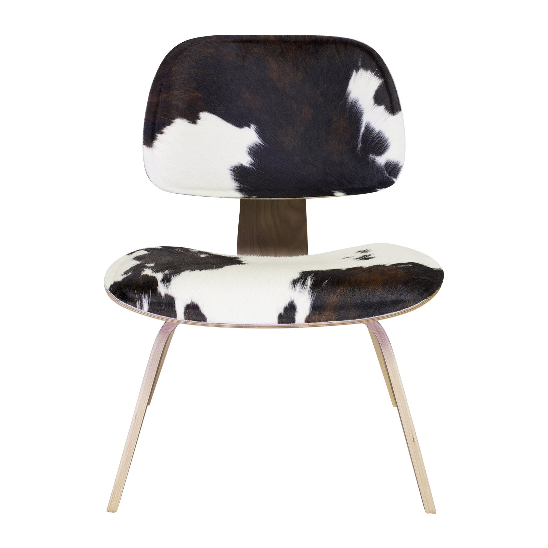 Handmade Charles Molded Plywood Lounge Chair (China) (Cow...