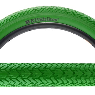 KHE MVP Rubber 20-inch x 2.35-inch All-around Wire Bead Tire