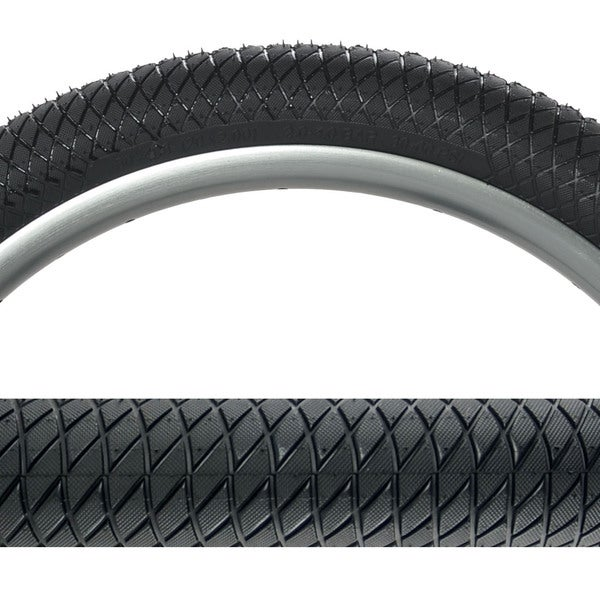 KHE Cycling IMPAC Freepac 20-inch x 2.0-inch Wire Bead Tire