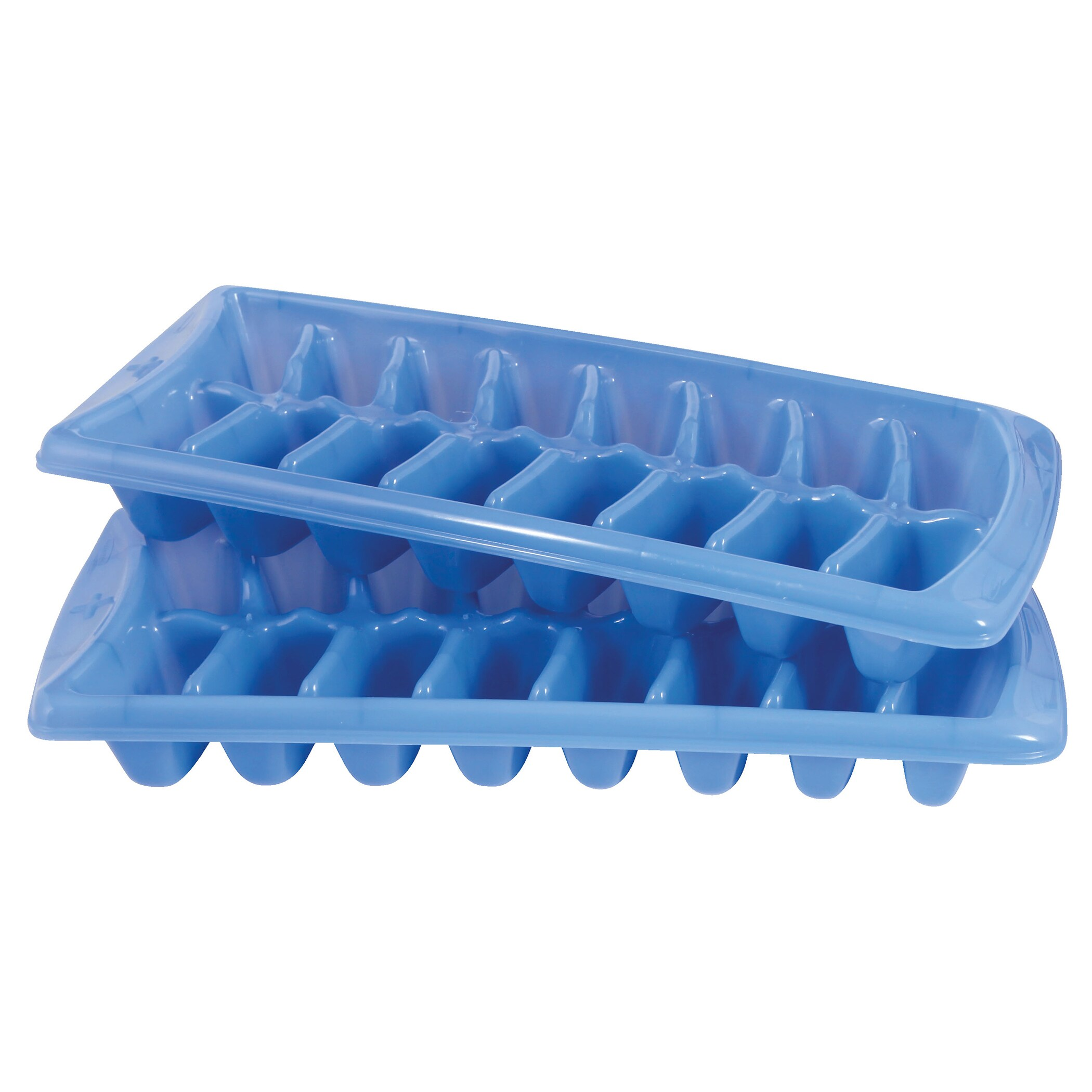 Rubbermaid 2879RDPERI Stack & Nest Ice Cube Tray (Ice Cub...