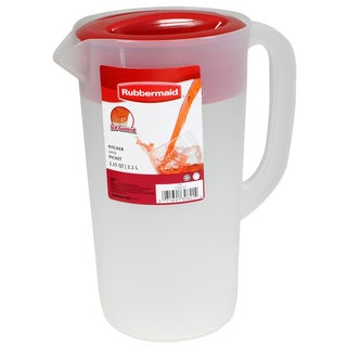 Rubbermaid 1777154 2-1/4 Quart Covered Pitcher