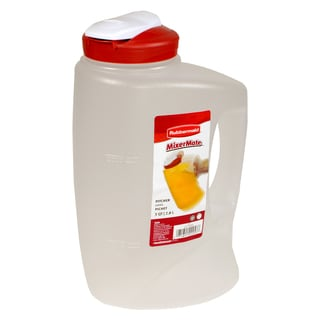 Rubbermaid 1776501 3 Quart MixerMate Pitcher