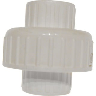 """B And K Industries 164-635 PVC Schedule 80 Solvent Unions 1"""""""