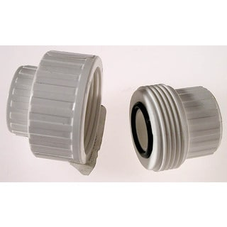 """B And K Industries 164-633 PVC Schedule 80 Solvent Unions 1/2"""""""