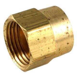 """Amc 757482-1208 3/4"""" X 1/2"""" Brass GH Connector"""