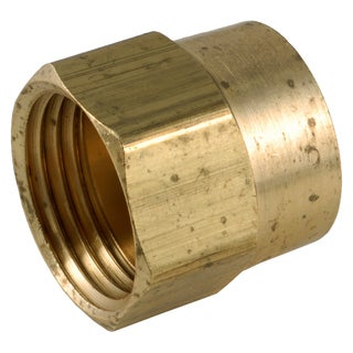 "Amc 757482-1212 3/4"" X 3/4"" Brass GH Connector"