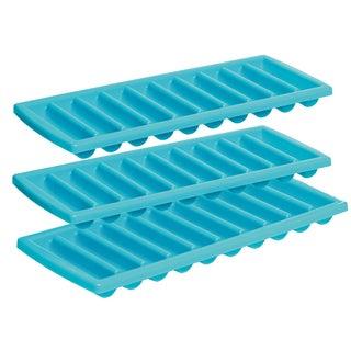 Progressive PLIS-4 Blue Icy Bottle Stick Trays 3-count
