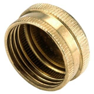 "Amc 757404-12 3/4"" Brass GH Cap"