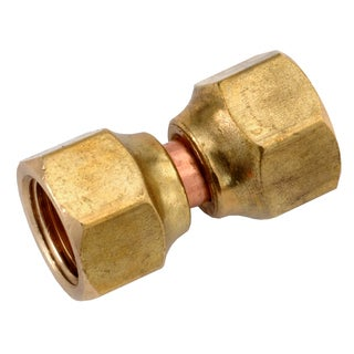 """Amc 754070-10 5/8"""" Low Lead Brass Swivel Nut"""