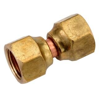 """Amc 754070-06 3/8"""" Low Lead Brass Flare Female Swivel"""