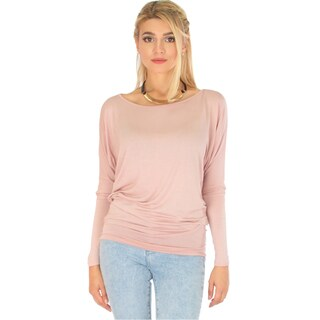 Women's My Go To Dolman Sleeve Top