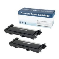 Brother TN450DP Compatible Black Toner Cartridge (Set of 2)