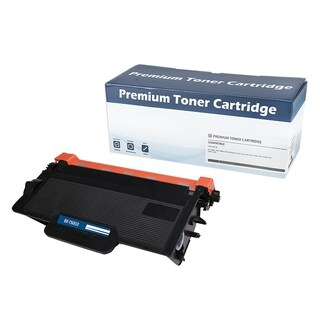 Brother TN850-compatible Black Toner Cartridge