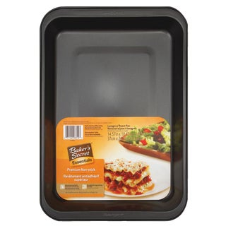 Bakers Secret 1114459 Baker's Secret Lasagna Roast Pan