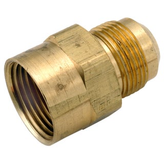 "Amc 54746-1508 15/16"" X 1/2"" Brass Adapter"