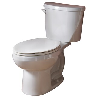 American Standard 3470128.020 White Elongated Toilet To Go