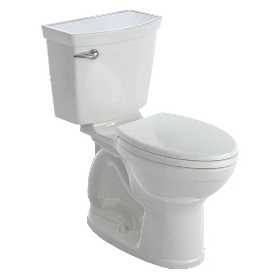 American Standard 3186128ST.020 1.28 GPF White Toilet To ...