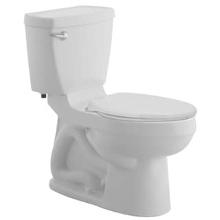 American Standard 2793128NT.020 Champion 4 White Elongated 1.28 GPF High Efficiency Toilet