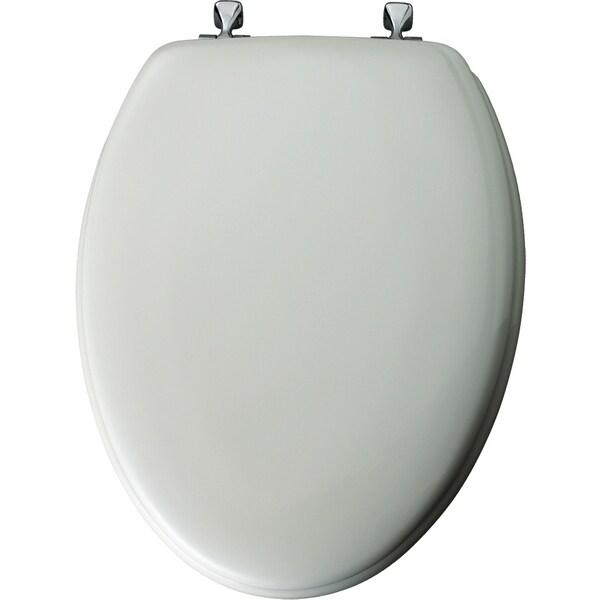 Mayfair 144CP Elongated Enameled Wood Toilet Seat