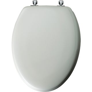 Mayfair 144CP Elongated Enameled Wood Toilet Seat