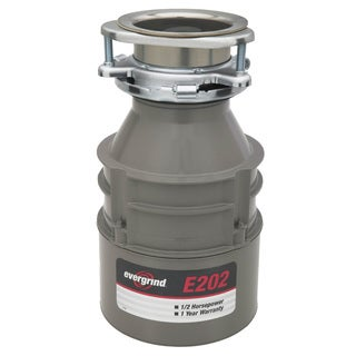 Insinkerator E202 1/2 HP Garbage Disposer