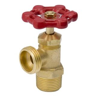 """B And K Industries 102-003 1/2"""" MIP Boiler Drain"""