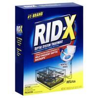 Rid X 80307 19.6oz 19.6 Oz Rid-X Septic System Cleaner