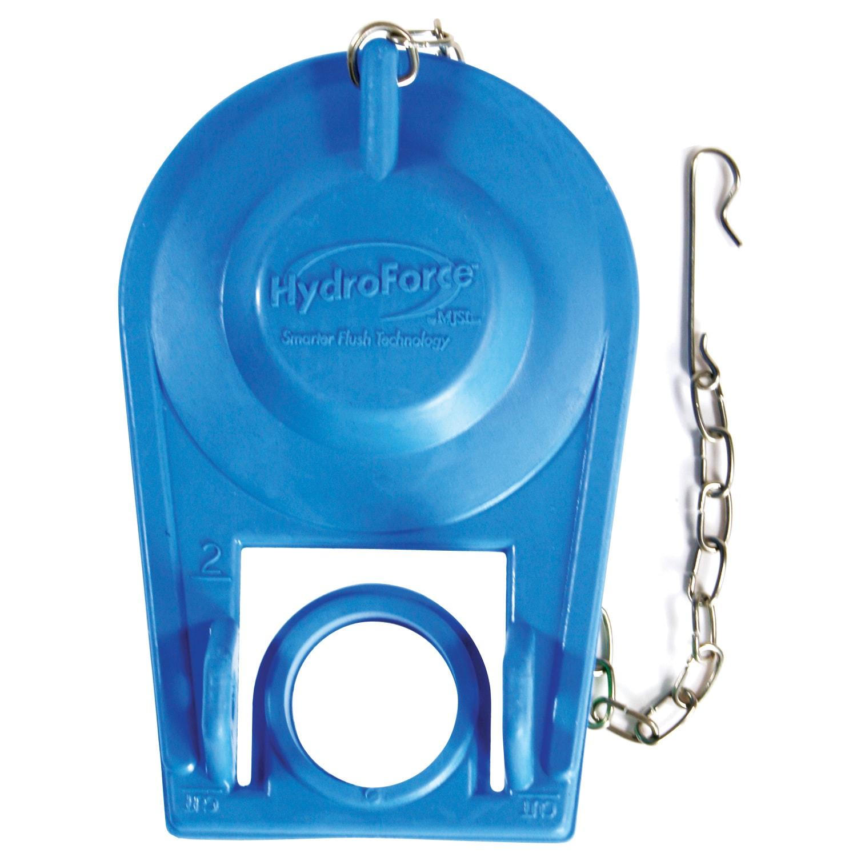 MJSI Hydroclean HFL105 HydroForce Premium Flapper (Toilet...