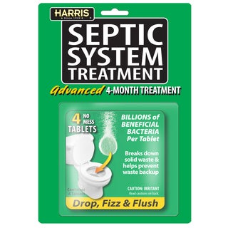 Harris STAB-4 Septic System Treatment Tablets