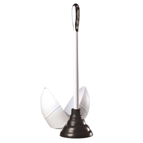 Plumb Craft Waxman 7506700 Hide-A-Plunger