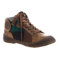 Women's OTBT Providence Sneaker Cashew Leather/Fabric
