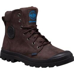 Palladium Pampa Cuff WP Lux Chocolate/Diva Blue