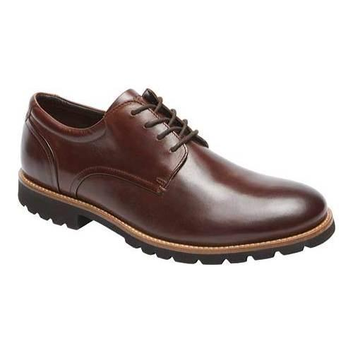 Men's Rockport Sharp & Ready Colben New Burnished Brown