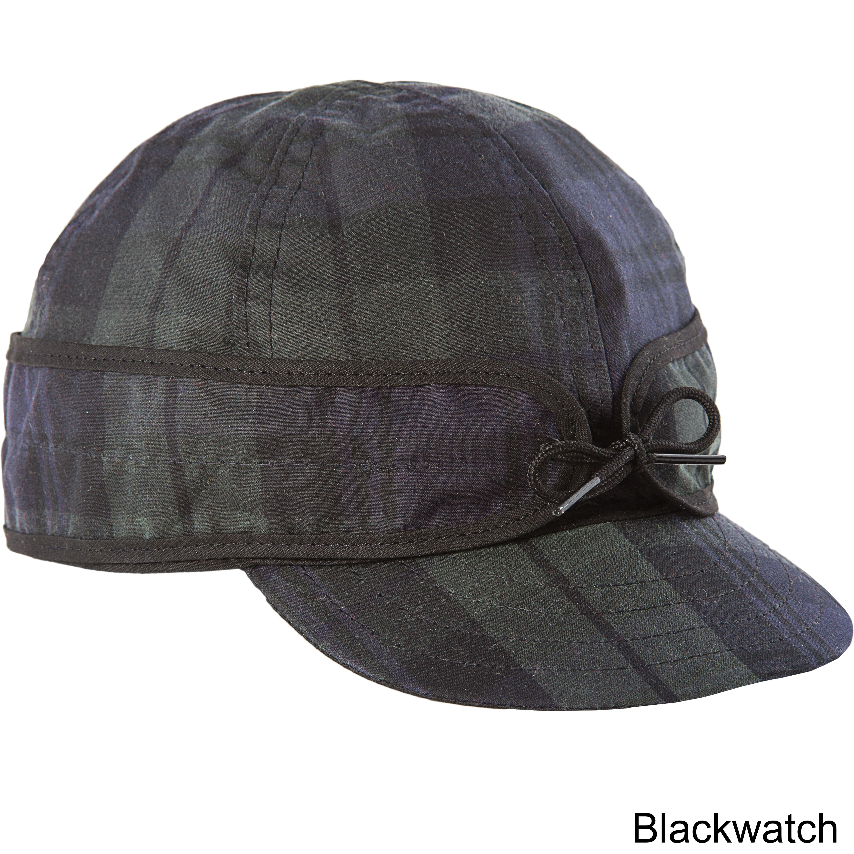 Stormy Kromer Blackwatch Waxed Cotton Cap