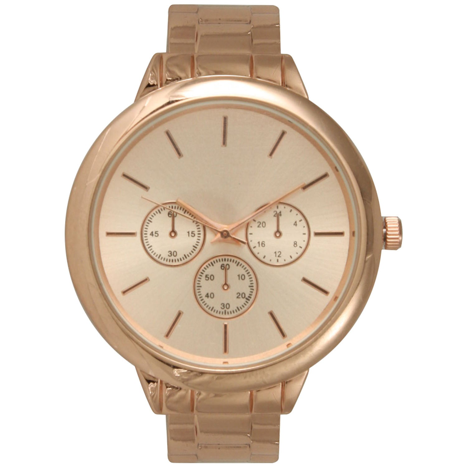 Olivia Pratt Women's Cute Classic 3-dial Watch