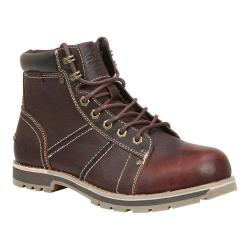 Men's GBX Guvnor Boot Brown Oiled Tumbled Leather