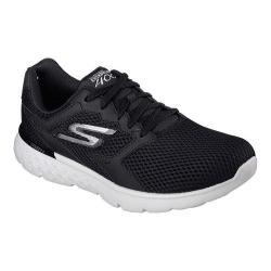 Men's Skechers GOrun 400 Running Shoe Black/Gray