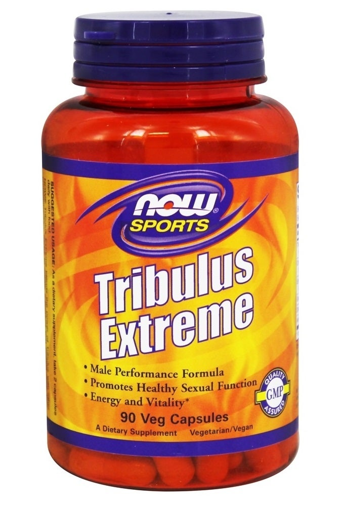Now Foods Sports Tribulus Extreme (90 Vegetable Capsules)