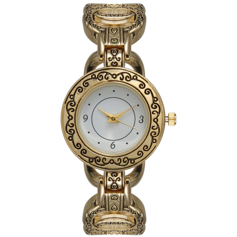 Olivia Pratt Women's Glamorous Antique-looking Watch