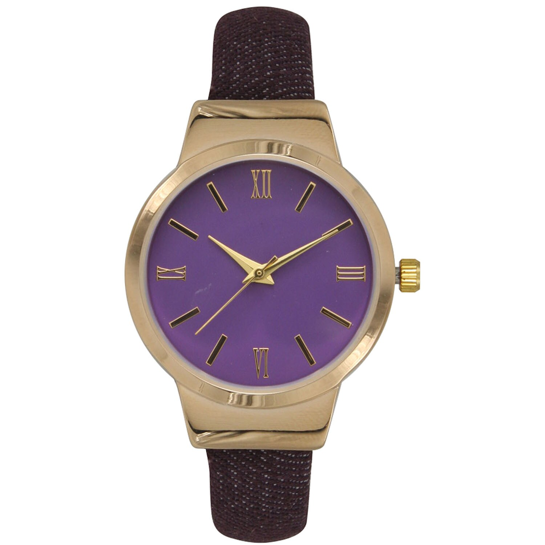 Olivia Pratt Women's Stainless Steel Bangle Watch