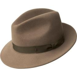 Men's Bailey of Hollywood Winters Fedora 37171BH Almond