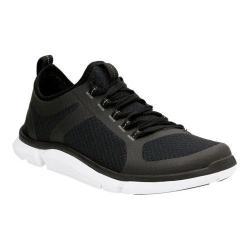 Men's Clarks Triken Active Sneaker Black Synthetic