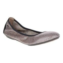 Women's Hush Puppies Chaste Ballet Flat Taupe Multi Leather