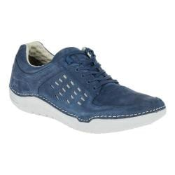 Men's Hush Puppies Hinton Method Sneaker Navy Nubuck