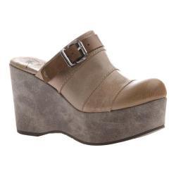 Women's OTBT Journey Mule Pecan Leather