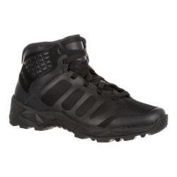Men's Rocky 6in Elements Of Service Duty Boot Black Synthetic