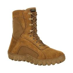 Rocky 8in S2V GORE-TEX Waterproof Military Boot Coyote Brown Nylon/Leather
