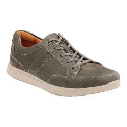 Men's Clarks Un.Lomac Lace Sneaker Grey Cow Nubuck